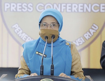 Siak Penyumbang Pasien Positif Terbanyak Hari Ini di Riau