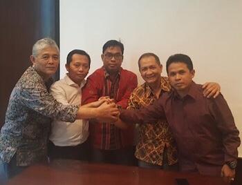 Aklamasi, Ilham M Yasir Ketua KPU Riau