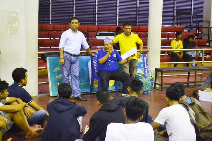 Tim Sepaktakraw Riau Diuji Kelantan,  Sumut,  dan Sumbar