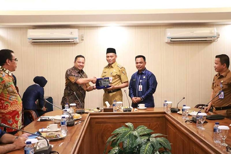 MPP Pekanbaru Jadi Rujukan Pelayanan Publik Daerah Lain