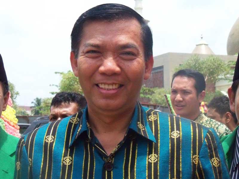 Wako Pekanbaru ke Luar Negeri Sudah Izin Presiden