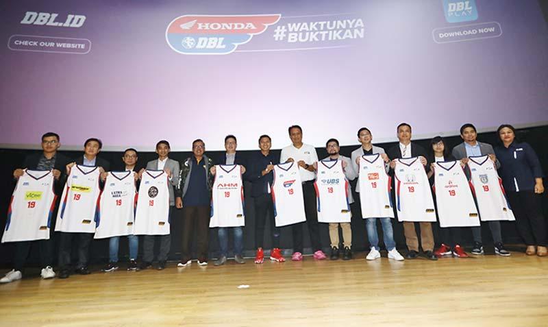 Alumni DBL Indonesia Dominasi Seleksi Timnas Basket