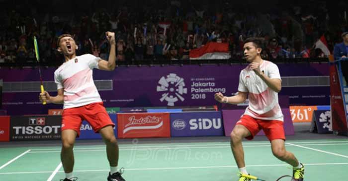 Indonesia Lolos ke Semifinal Bulutangkis di Hongkong