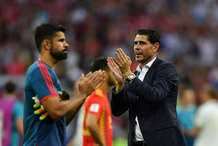 Fernando Hierro Resmi Mundur dari Jabatan Pelatih Spanyol
