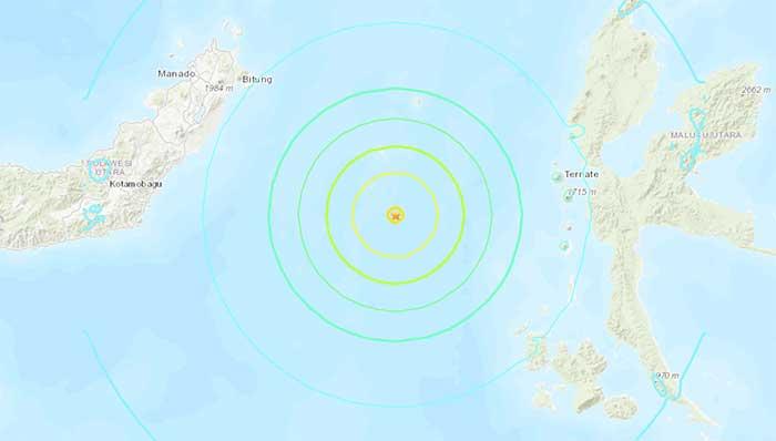 Gempa 7.0 SR di Ternate, BMKG Keluarkan Peringatan Dini Tsunami