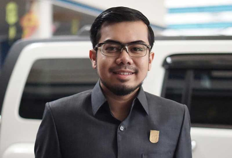 Fraksi Gerindra DPRD Pekanbaru Dukung Warga Gugat Presiden dan Gubri