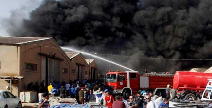 Ulama Syiah Menang, Gudang Kotak Suara Terbakar Situasi Irak Tetap Panas
