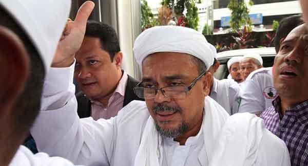 Kader Gerindra Khawatirkan Pihak yang Nyinyir Pertemuan Prabowo-Rizieq