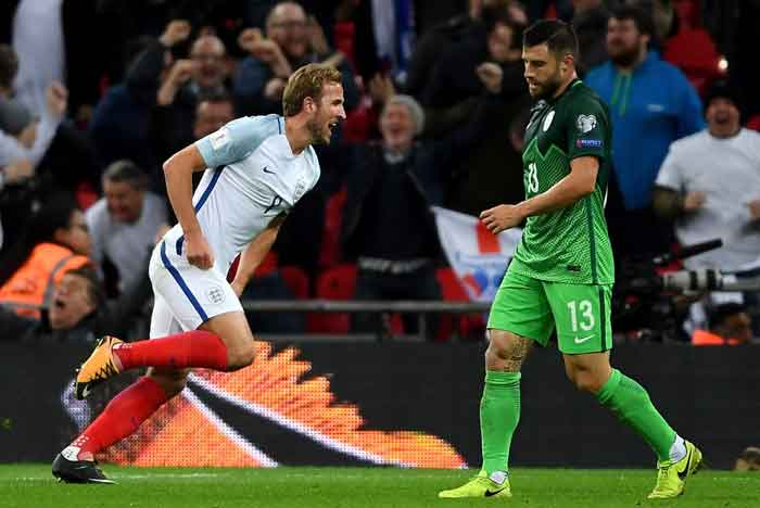 Harry Kane Ditunjuk Jadi Kapten Inggris di Piala Dunia 2018