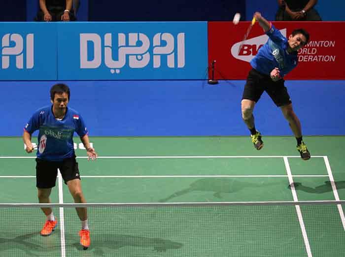 16 Besar Malaysia Open, Dua Ganda Putra Indonesia Tumbang