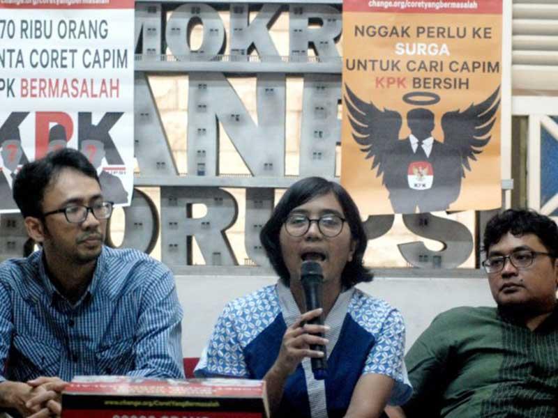 YLBHI: Revisi UU PAS Satu Napas UU KUHP dan UU KPK, Untungkan Koruptor