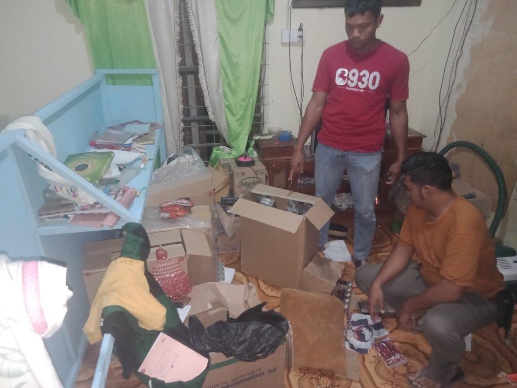 Perampok Gasak Uang Pemilik Warung di Minas dan Tembak Dua Sekuriti