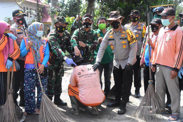Polisi Usut Dugaan Pidana Persoalan Sampah di Pekanbaru