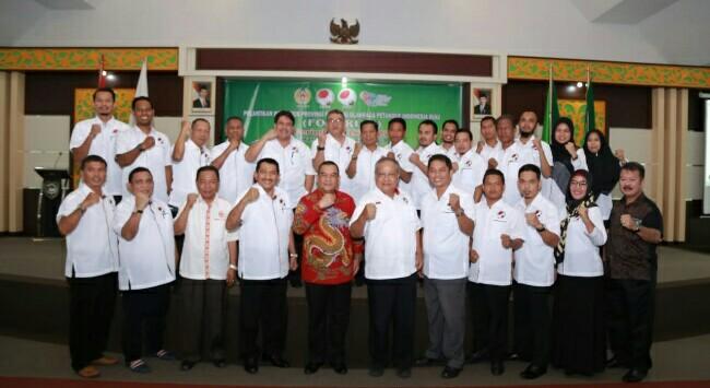 Pengurus FOPI Provinsi Riau Dilantik