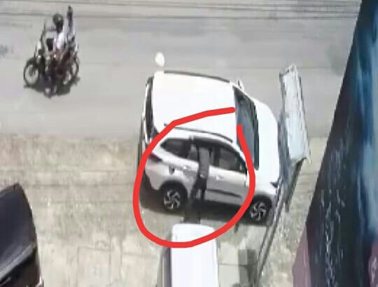 Perampokan Pecah Kaca Mobil Terjadi di Kuansing