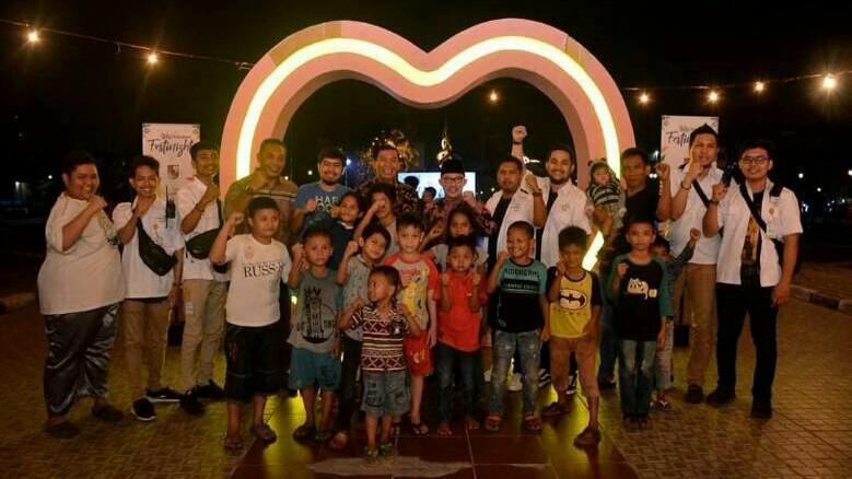 RCH Kelola Pekanbaru Festinight Area CFN