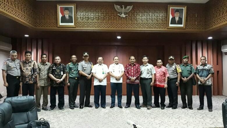 Rakor Karhutla Di Aceh Rekomendasikan Penetapan Status Siaga Lebih Dini