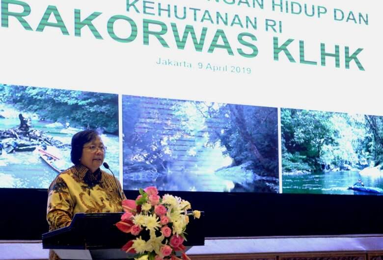 Menteri Siti: Akuntabilitas Kunci Utama Menciptakan Tata Kelola Pemerintahan Yang Baik