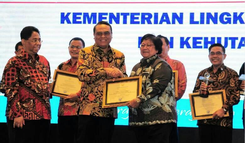 KLHK Raih ANRI Award 2019