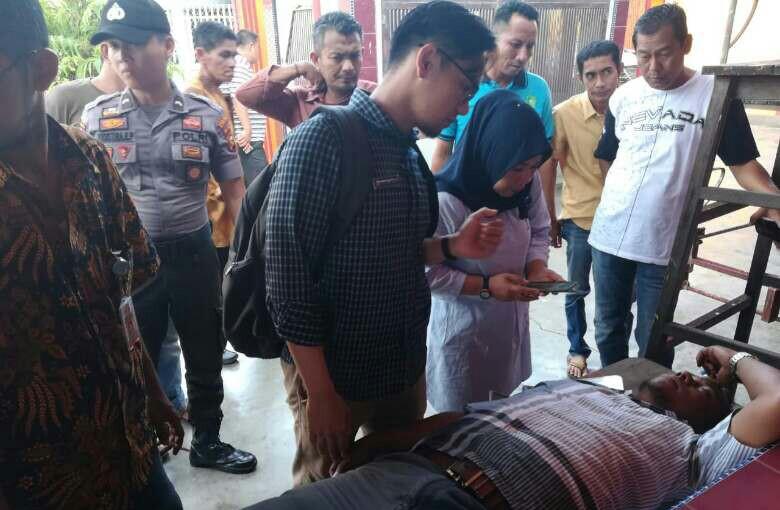 PSU Berlangsung, Seorang Petugas KPPS Tumbang