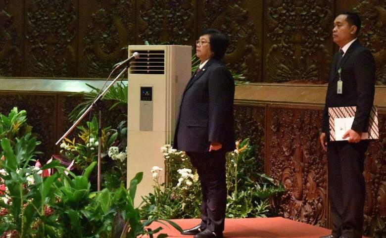 Menteri LHK: Birokrat Harus Jaga Kesatuan dan Persatuan  Indonesia