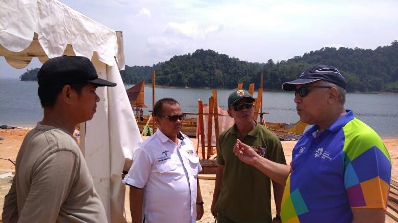 Dibuka Gubernur Pagi Ini, Kampar International DragonBoat Festival Diikuti 11 Negara