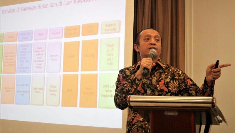 Pendekatan Spasial Ditingkatkan, KLHK Fokus Pembangunan Tingkat Tapak