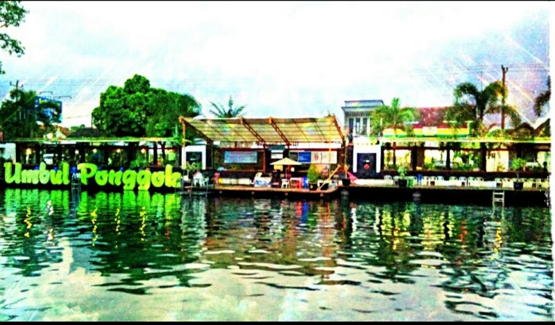 Umbul Ponggok, Wisata Air dengan Spot Foto Keren!