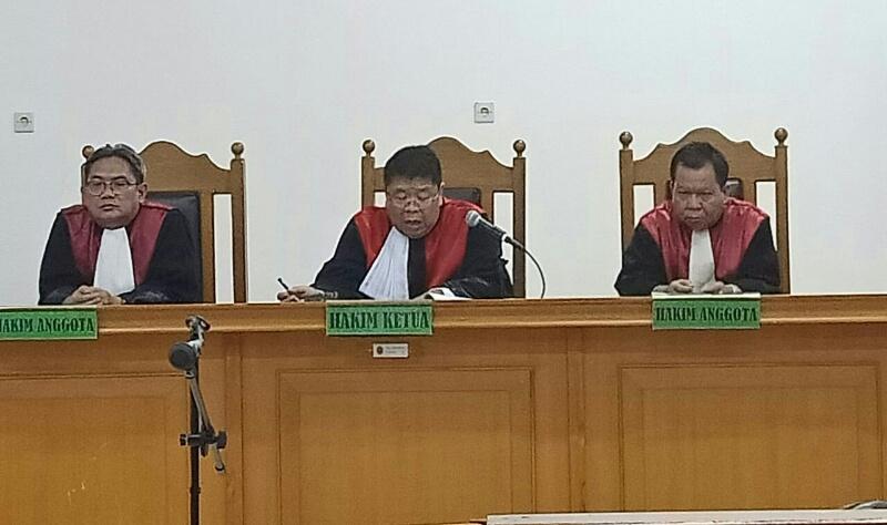 PN Palangkaraya Kabulkan Gugatan Karhutla KLHK terhadap PT. AUS