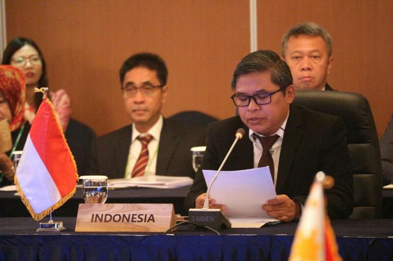 Proposal Litbang KLHK Mendapat Perhatian Dunia di Pertemuan AFoCO