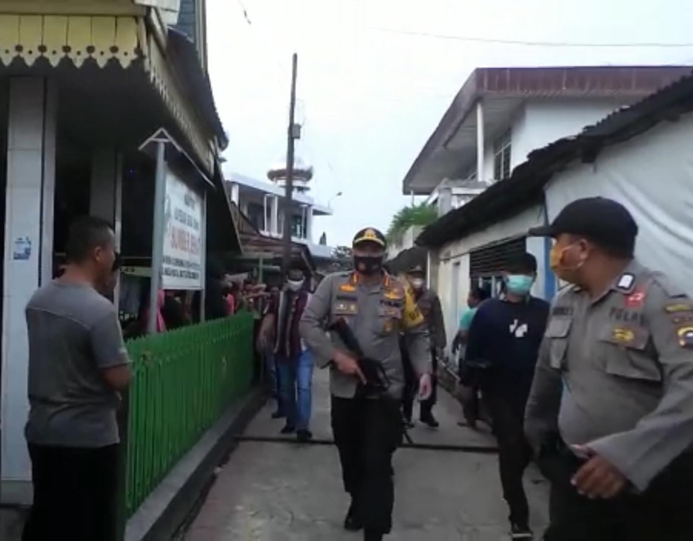 Tangkap Bandar Narkoba di Panger, Polisi Dilempari Batu