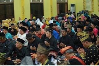 Sandi Ditepuk Tepung Tawar 10 Tokoh Riau