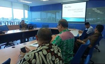 Alokasi APBN Masuk Ke Riau Capai Rp30 T