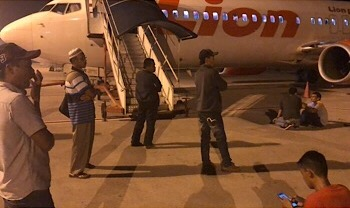 Tidak Ada Kepastian, Penumpang Lion Air Turun Pesawat