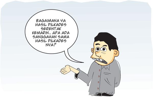 Belum Ada Sanggahan pada Hasil Pilkades Serentak di Inhu