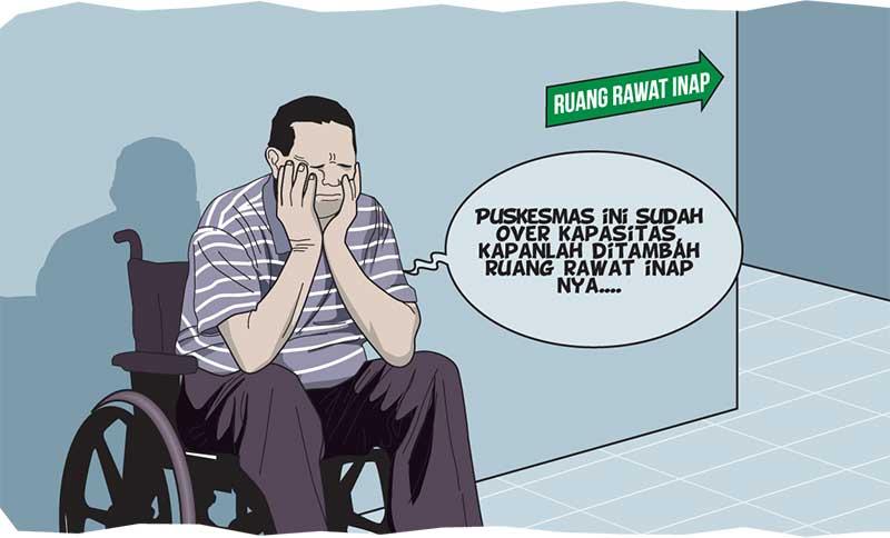 Puskesmas Kuala Kampar Perlu Penambahan Ruang Rawat Inap