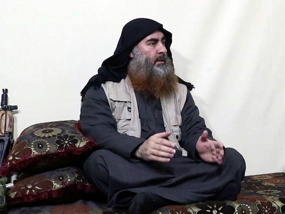 Detik-detik Pemimpin Tertinggi ISIS al-Baghdadi Tewas