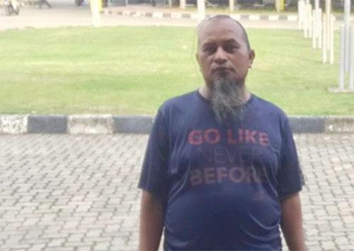 Kisah H Ibnu Mas'ud, Pegiat Perjalanan Haji Riau Dirawat Karena Covid-19