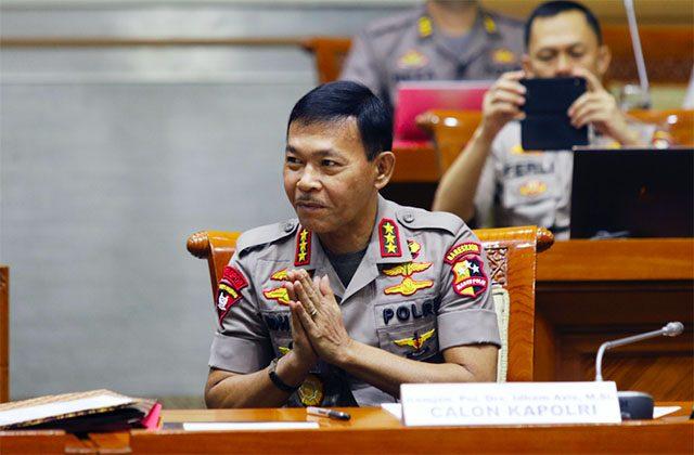 Polisi Minta Jatah Proyek, Siap-siap Disanksi Tegas