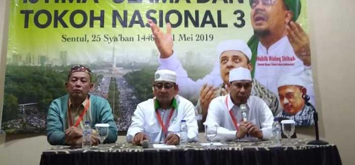 Lima Langkah, Jokowi-Ma'ruf Bisa Kena Diskualifikasi