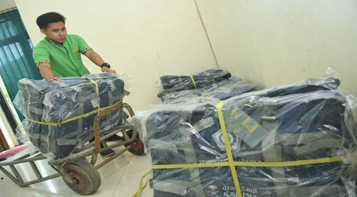 Koper Jamaah Haji Asal Indonesia Akan Diberi Tanda