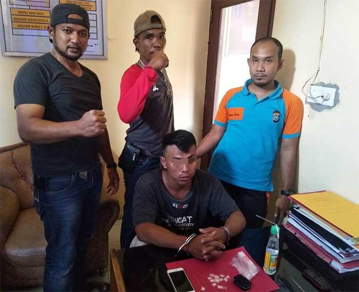 Mantan Honorer Satpol PP Ditangkap Polisi