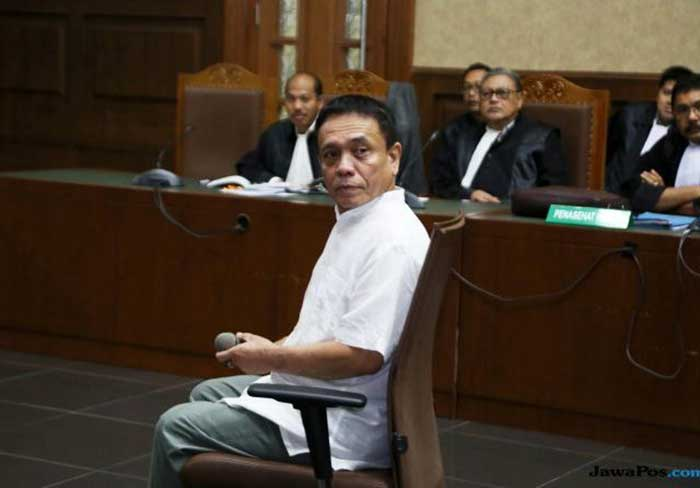 Gubernur Aceh Irwandi Dihukum 7 Tahun Penjara