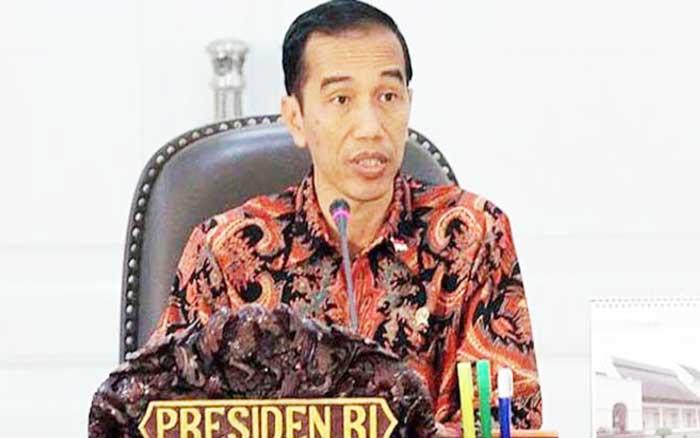 Jokowi Singgung tentang Sengketa Lahan di Riau