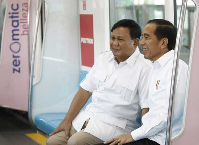 Jokowi Gelar Pertemuan Visi Indonesia, Prabowo -  Sandi Ikut Diundang