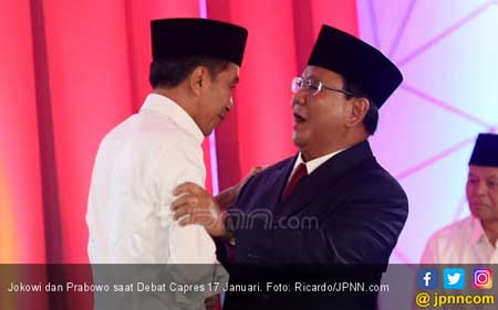 Jokowi vs Prabowo Lagi, PSI: Pertandingan Kelas Berat