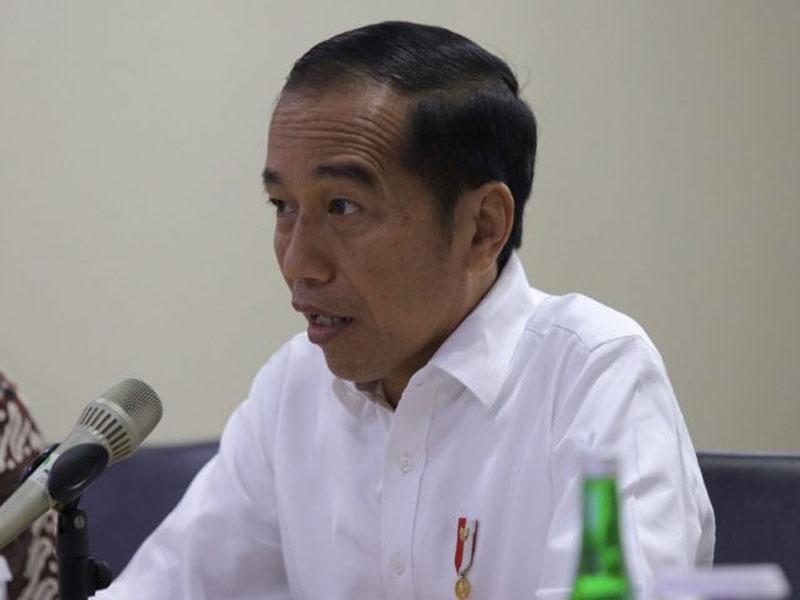 Mendadak Jokowi Beli Kedondong 4 Kg, Jeruk 2 Kg dan Ayam 2 Ekor