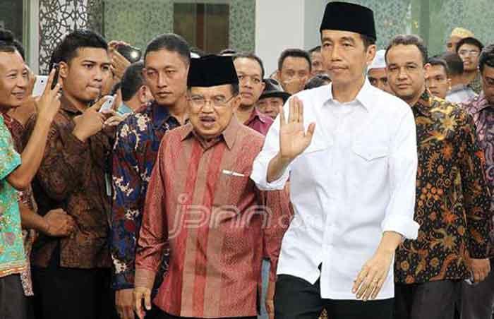 Ketimbang JK-AHY Atau JK-Anies, Duet Ini Lebih Berpeluang Kalahkan Jokowi