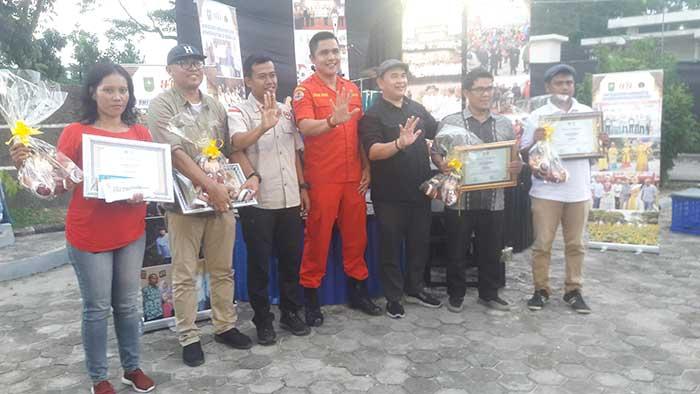 Riau Pos Dominasi Juara Lomba Karya Jurnalistik Kemen LHK