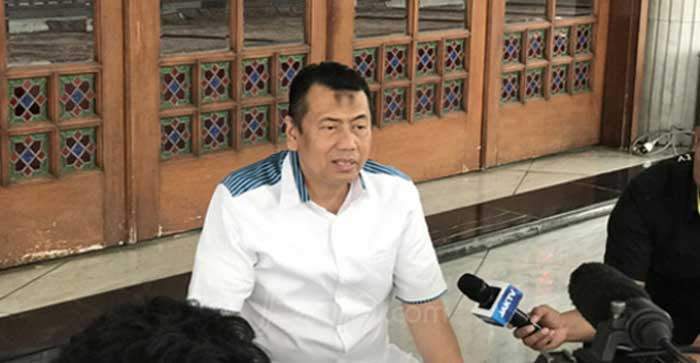 PDIP Daftarkan Kapitra Ampera Dapil Riau II